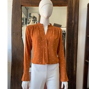 Ann Taylor Dress Shirt Size S